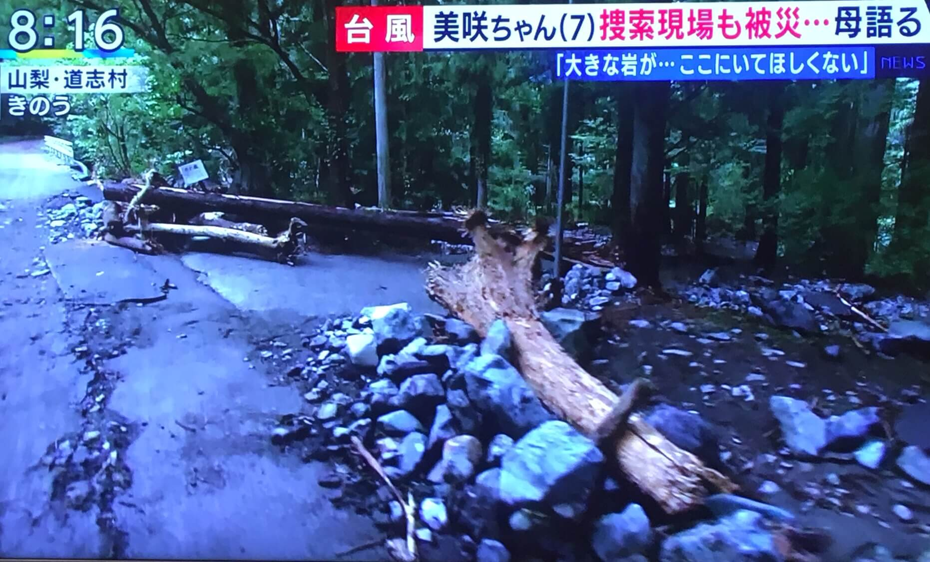 山梨 県道 志村 の キャンプ 場