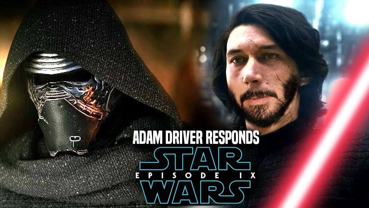 『スター・ウォーズ』カイロ・レン役のアダム・ドライバーはハリーポッターに出てる?出演映画や代表作品を紹介