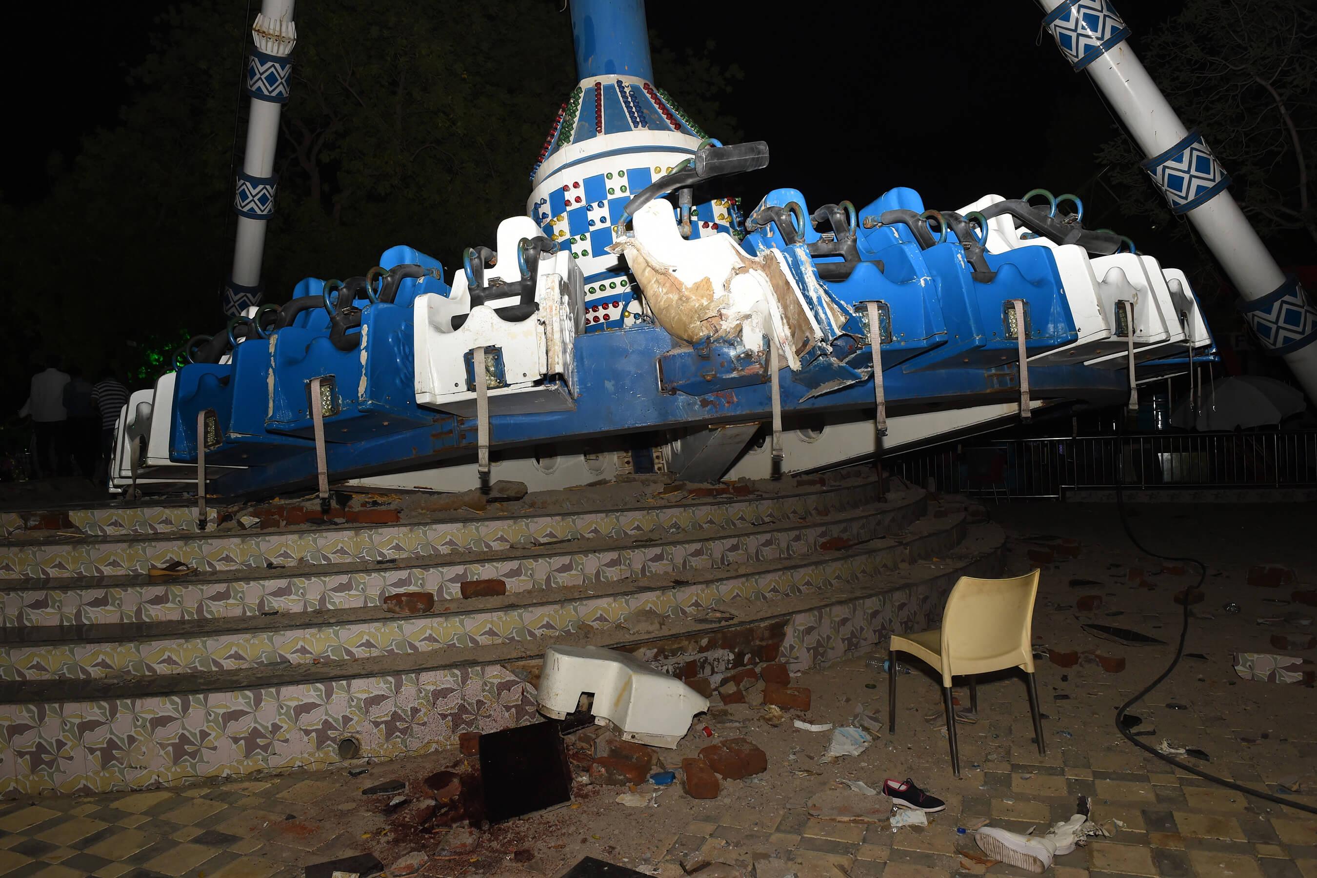 遊園 地 事故 インド 国内・外で実際に起きた恐ろしい遊園地事故10選…悲惨すぎると話題に…