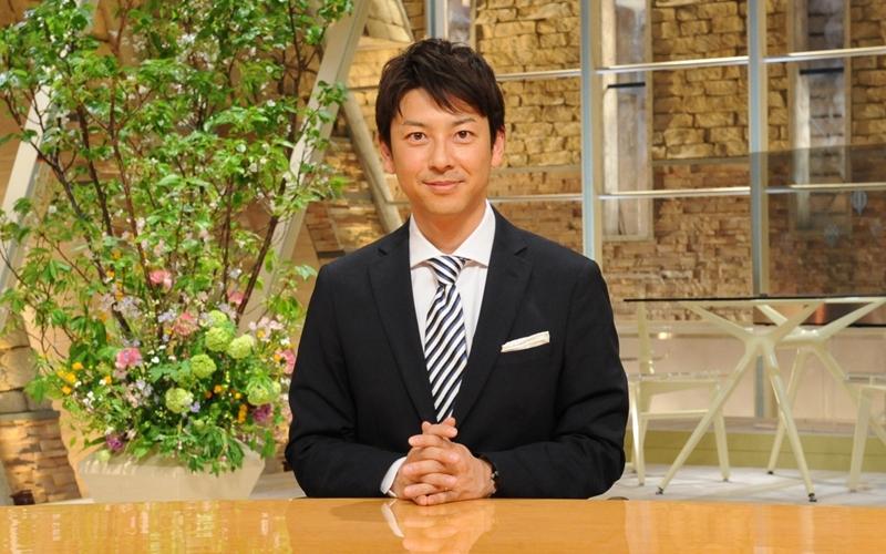 富川悠太アナウンサー